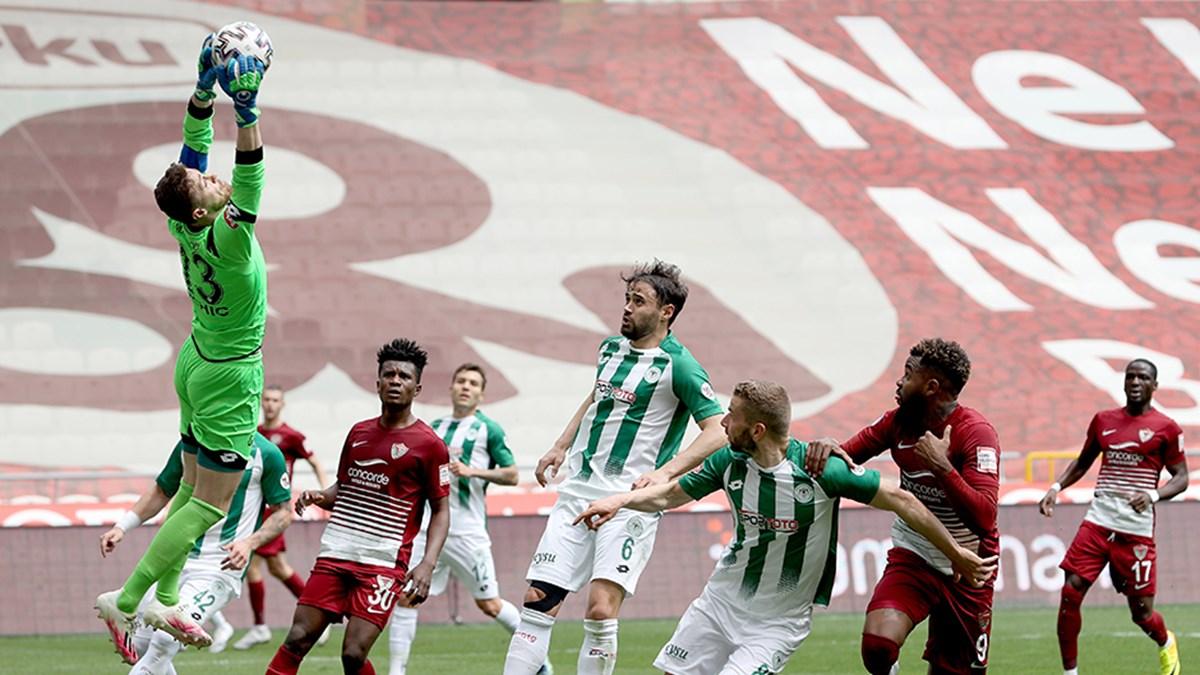 Maç Sonucu | Konyaspor 0-0 Atakaş Hatayspor