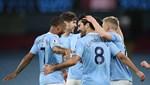 Manchester City, Crystal Palace'ı 4 golle geçti