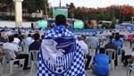 Kritik maç Erzurum'da dev ekranda!