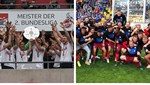 Köln ve Paderborn Bundesliga'da