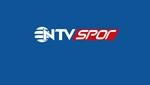 VİDEO | Wolfsburg'un stadı fırtınaya direniyor