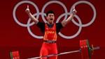 Tokyo 2020 | Çinli halterciden 3 olimpiyat rekoru birden