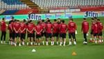 Milliler, Sırbistan maçına hazır