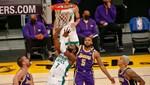 Jaylen Brown'ın rekor gecesinde Celtics, Lakers'ı yıktı