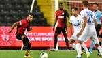 Gaziantep FK'nın serisi devam etti