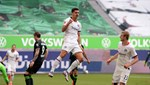 Wolfsburg 1-2 Eintracht Frankfurt   Maç sonucu