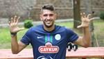 Çaykur Rizespor, Chatziisaias'ı Cercle Brugge takımına kiraladı