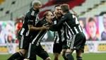 Beşiktaş'tan iç sahada üst üste 8. galibiyet