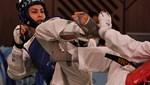 İrem Yaman ve Nur Tatar, bronz madalya kazandı
