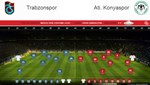 Trabzonspor-Atiker Konyaspor (Canlı Anlatım)