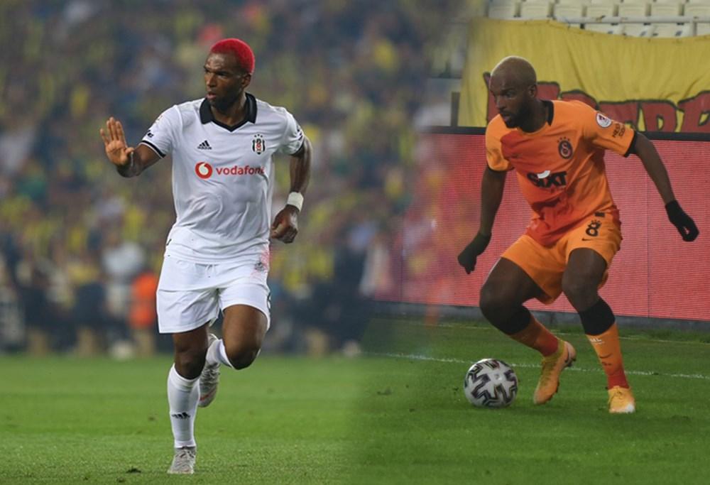Beşiktaş - Galatasaray derbisinden ilginç notlar: en farklı skor 9-2  - 12. Foto