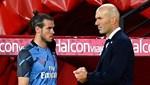 """Zidane: """"Gareth Bale Manchester City maçında oynamak istemedi"""""""