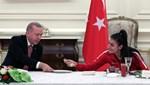 Cumhurbaşkanı Erdoğan, madalya kazanan milli sporcularla iftar yaptı