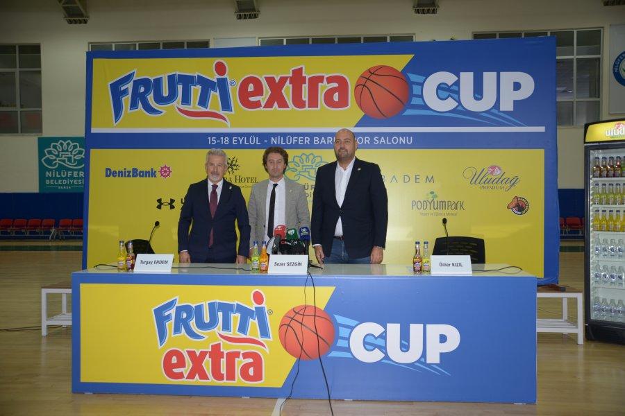 Frutti Extra Cup'ta günün programı