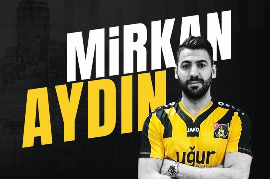 Mirkan Aydın'ın yeni takımı belli oldu