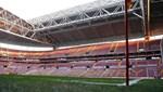 Galatasaray'ın tribünleri doluyor
