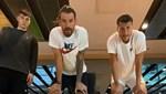 Antalyasporlu futbolcular antrenmanı telekonferansla yaptı