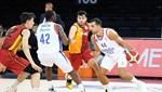 Anadolu Efes, Galatasaray'ı 24 sayı farkla yendi