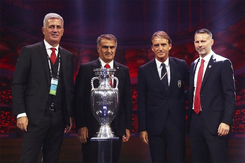 Şenol Güneş, EURO 2020'deki rakipleriyle WhatsApp'ta buluştu | NTVSpor.net