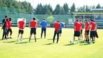 Gaziantep FK antrenmanlara başladı