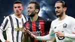 Transfer haberleri: Hakan Çalhanoğlu Juventus'a, Yusuf Yazıcı Milan'a!
