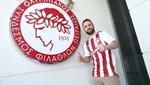 Olimpiakos, Mathieu Valbuena ile sözleşme uzattı