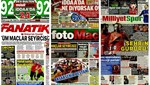 Sporun Manşetleri (13 Mart 2020)