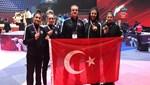 Kadın Tekvando Milli Takımı, BAE'de şampiyon oldu