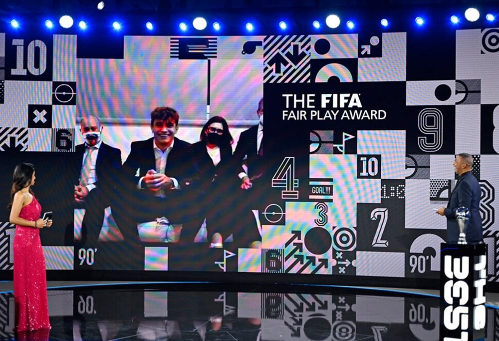 2020 FIFA En İyiler Ödülleri sahiplerini buldu  - 7. Foto