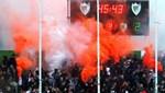 Sırbistan'da seyircili maç