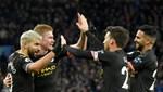 Aston Villa 1-6 Manchester City (Özet)