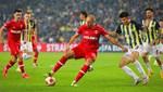 UEFA Avrupa Ligi Fenerbahçe 2-2 Antwerp (Maç sonucu)