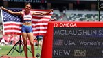 Sydney Mclaughlin dünya rekoruyla şampiyon