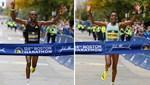 125. Boston Maratonu'na Kenya damgası