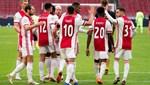 Ajax: 5 - Heerenveen: 1 | Maç sonucu