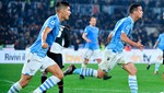 Dev maçın galibi Lazio