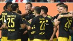 Dortmund zordan kolay çıktı