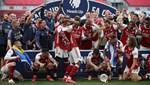 İngiltere Federasyon Kupası, Arsenal'in