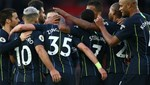 Manchester City kendine geldi!