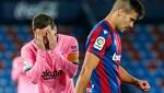 Levante: 3 - Barcelona: 3 | Maç sonucu