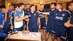 Fenerbahçe'de Mert Hakan Yandaş'ın doğum günü kutlandı