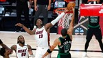 NBA Sonuçları: Miami Heat 117-114 Boston Celtics