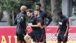 Galatasaray'da Rangers hazırlıkları başladı