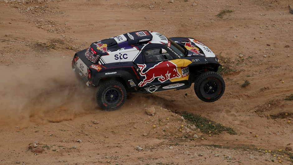 Dakar Rallisi'nin 6. etabını Carlos Sainz kazandı