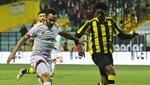 İstanbulspor ile Boluspor yenişemedi