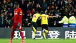 Watford 3-0 Liverpool (Goller)