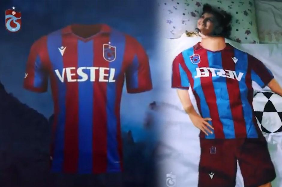 Trabzonspor: Yeni sezon formaları için duygusal tanıtım | NTVSpor.net