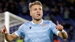 Lazio'dan Ciro Immobile'ye yeni sözleşme