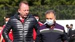 Beşiktaş: Sergen Yalçın ile ipler kopma noktasında