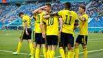 Polonya'yı 3 golle geçen İsveç grubunu lider bitirdi